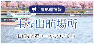 横浜でのお花見について